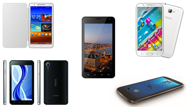 5 large screen budget phablets under Rs. 15,000