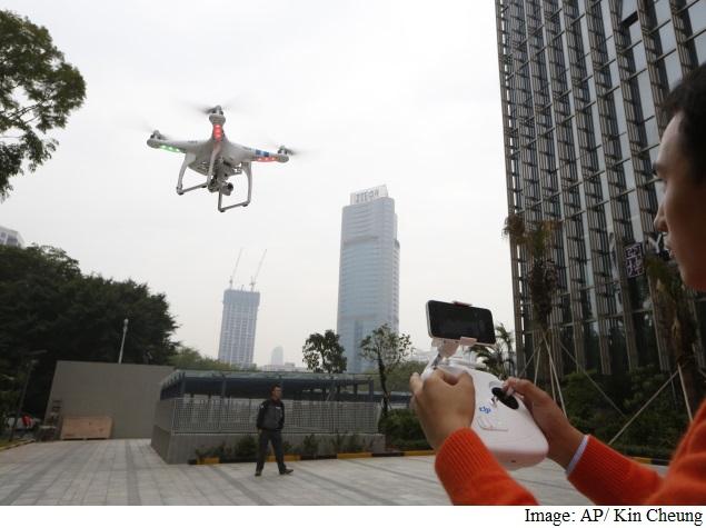 Alibaba Deploys Drones to Deliver Tea in China