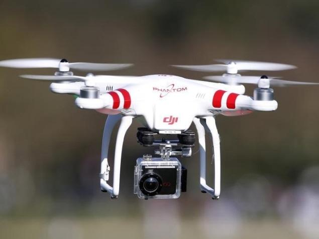 China's DJI Drones Flying High Among US Companies