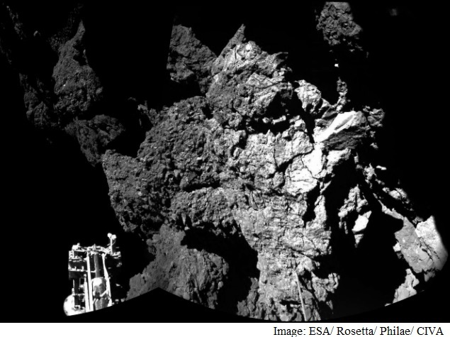 Rosetta Mission Data Helps Scientists Understand How Comets Evolve