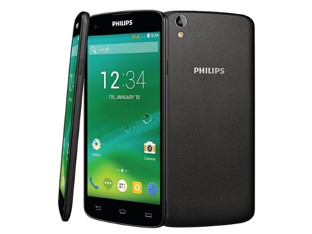 Philips I908 With 5-Inch Display, Android 4.4 KitKat Listed on Company's Site