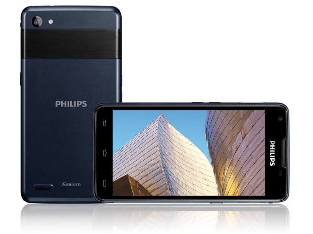 Philips Xenium W6610 With 5300mAh Battery Launched at Rs. 20,650