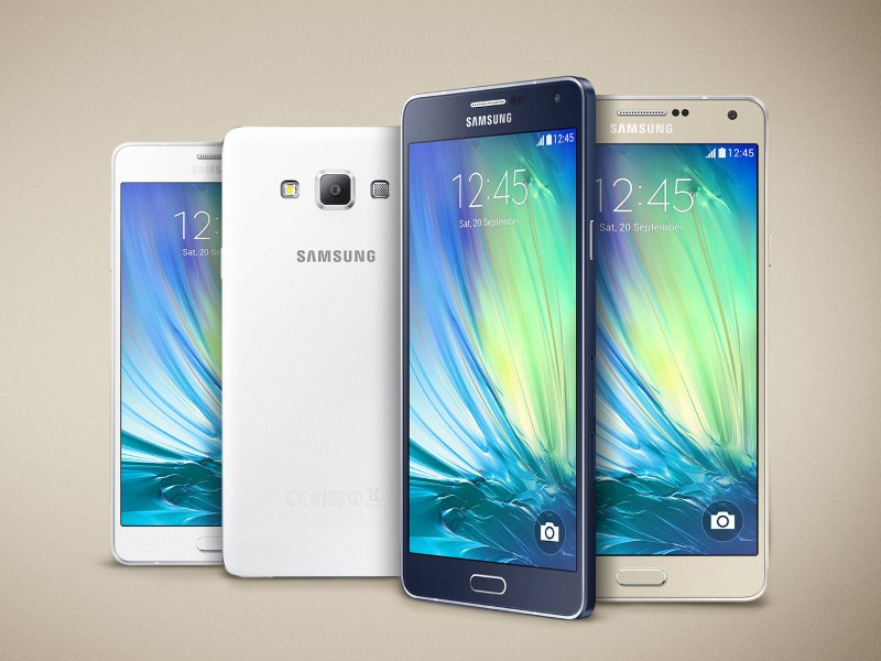 Samsung Says Leads Indian Smartphone Market With 46 Percent Share