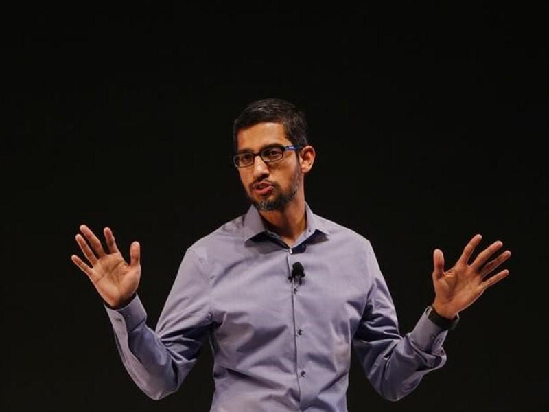 Google CEO Sundar Pichai to Meet EU Antitrust Chief Next Week: Report