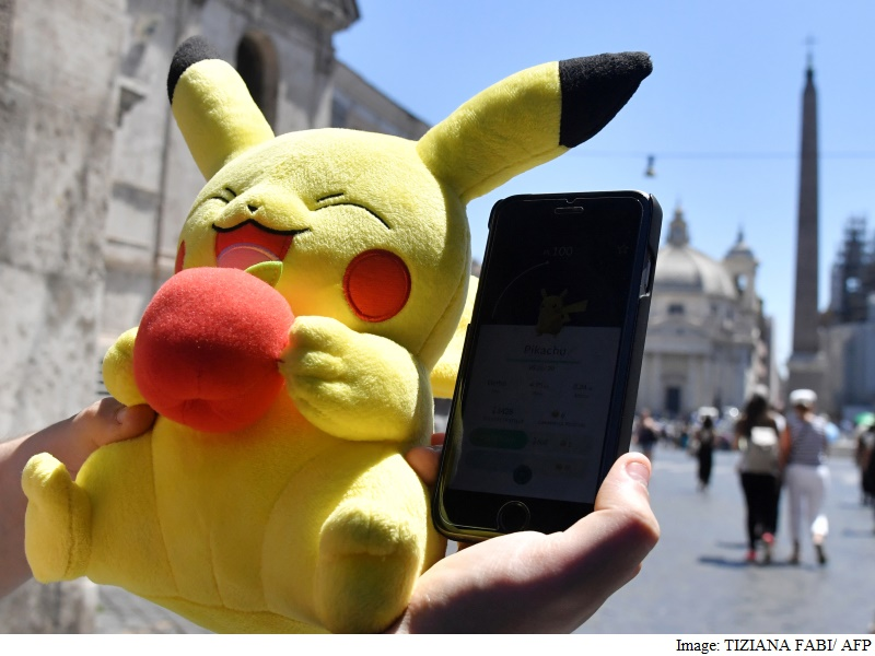 Pokemon Go Players Risk All for Their Monsters