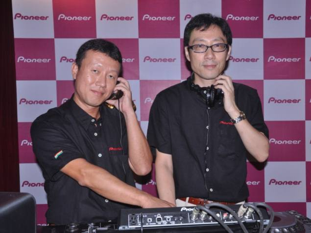 Pioneer Electronics Introduces Its Range of DJ Products in India
