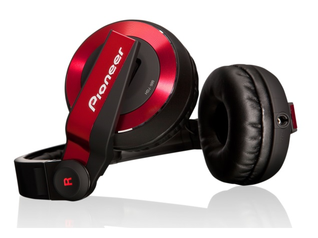 Pioneer HDJ- 500 Headphones With 40mm Drivers Launched at Rs. 8,590
