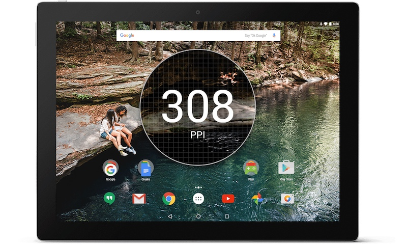 Google Pixel C With 10-Inch Display, Nvidia Tegra X1 SoC Goes on Sale
