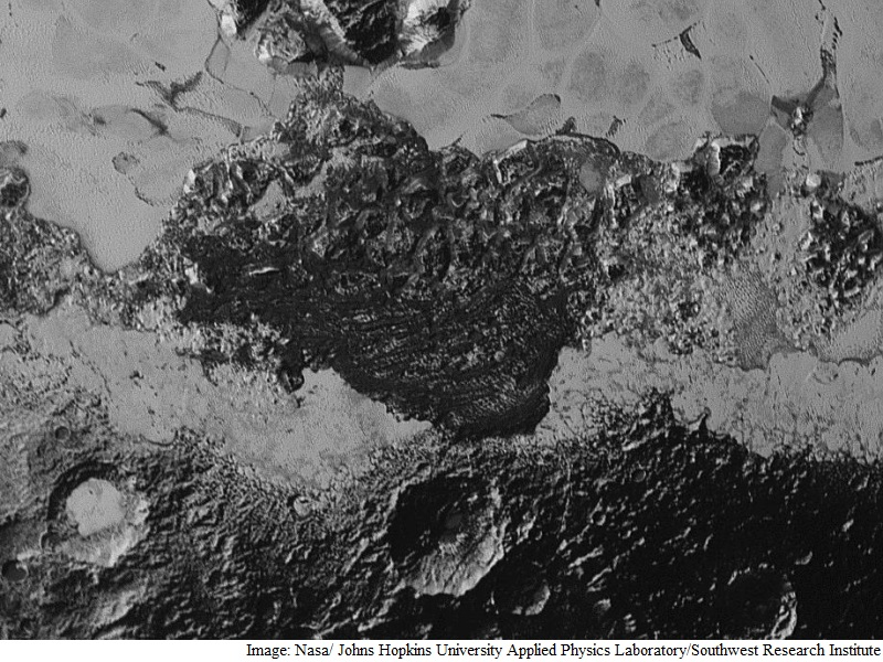 New Pluto Images Show Staggeringly Diverse Surface Features