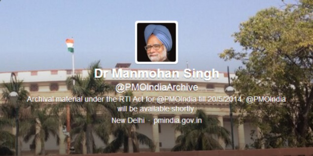 Official @PMOIndia Account Will Be 'Handed Over' to Modi