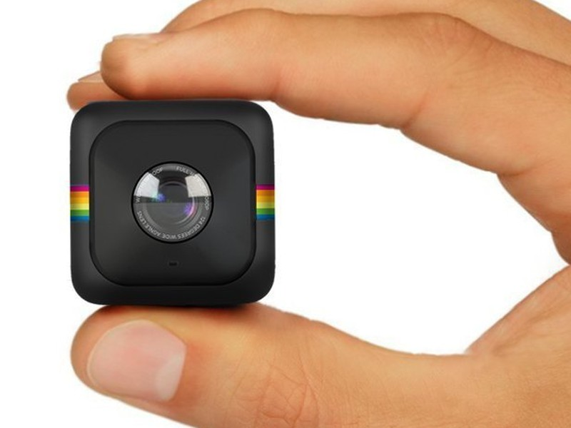 Polaroid Cube Shock-Proof Action Camera Launched at Rs. 9,990