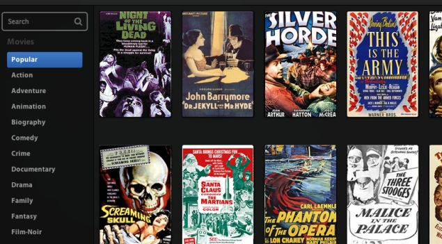 popcorn free movies app download