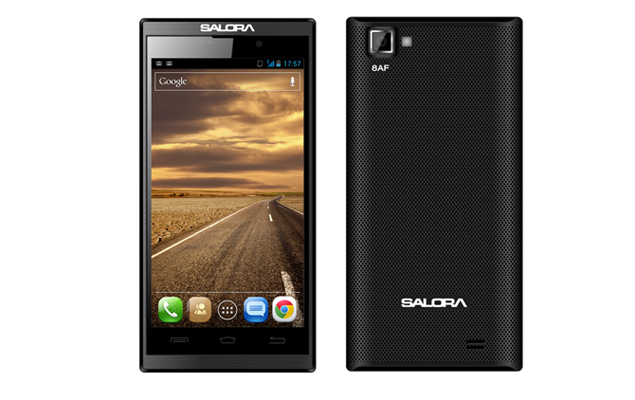 Salora unveils 4.5-inch POWERMaxx with Android 4.0 for Rs. 15,999