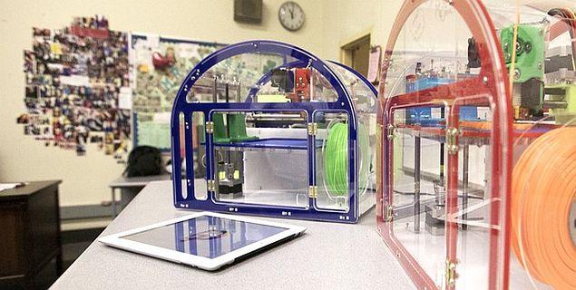 The Printeer is a 3D Printer for Kids