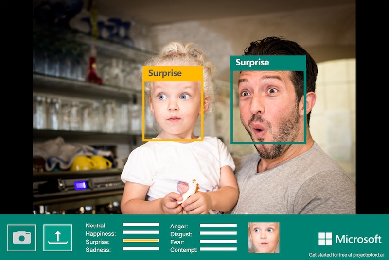 Microsoft's Project Oxford Can Tell Your Emotional State From a Photo