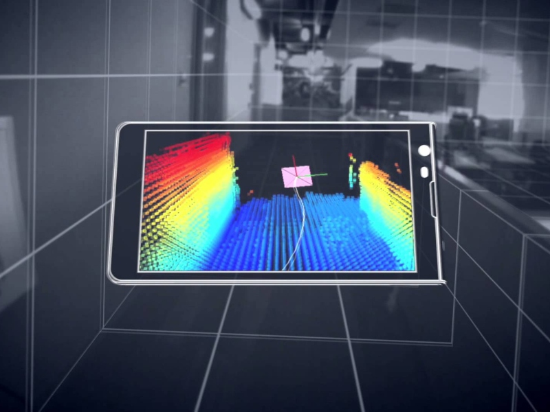 Google, Lenovo to Unveil Project Tango Devices at CES 2016: Report