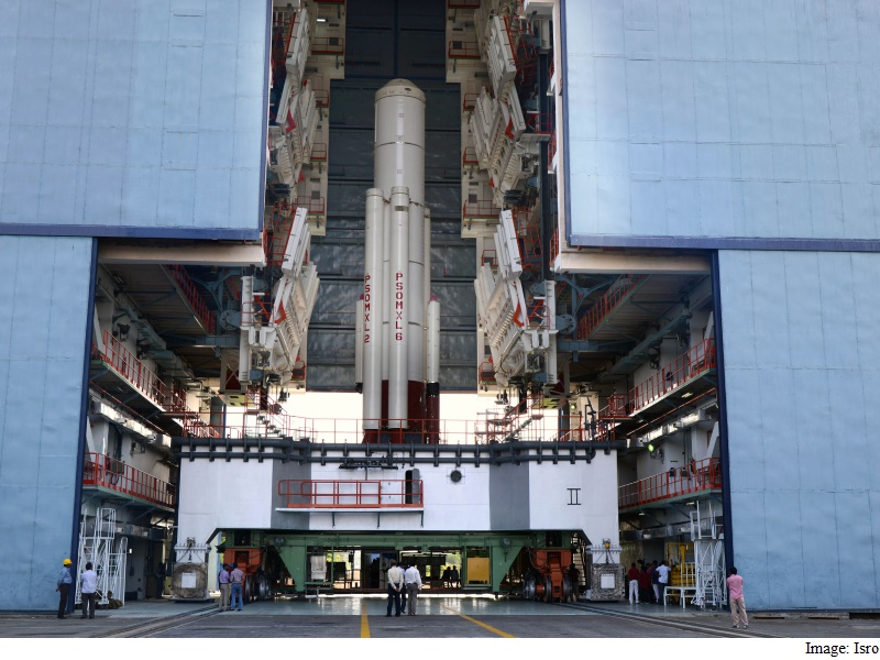 Isro Begins 48-Hour Countdown for Record Satellite Launch on Wednesday