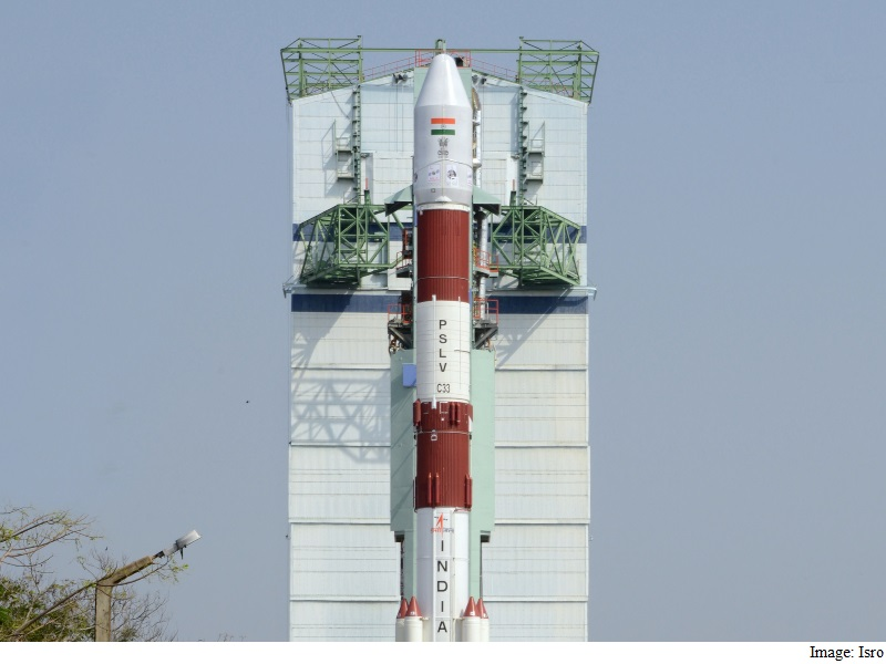 Countdown to Launch of Isro's Navigation Satellite Progressing Smoothly
