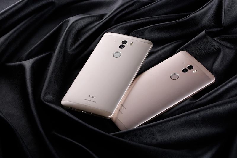 China's QiKU Set to Launch Terra 808, Terra 810 Smartphones in India