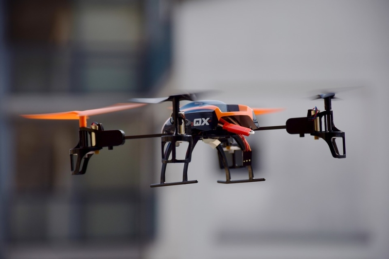 Soon, an 'Aadhaar' for Drones Might Be the Norm