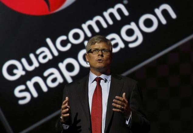 Qualcomm names Mollenkopf its new CEO, ends Microsoft speculation
