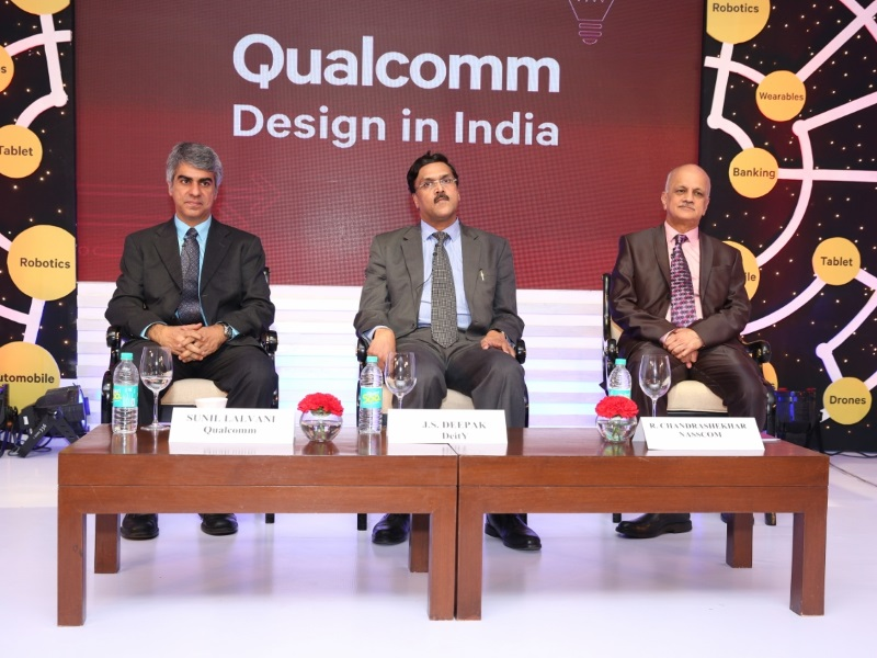 Qualcomm Launches Design in India Initiative   Technology News