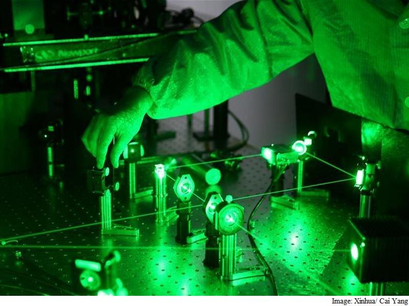 China Sets Up Global Quantum Communications Network