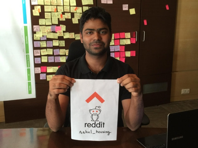 'Quitting Was a Well Calculated Tactical Move,' and Other Things We Learnt From Housing.com CEO Rahul Yadav's AMA