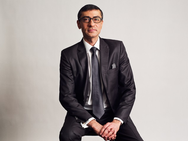 Rajeev Suri named President and CEO of Nokia Corporation