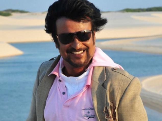 Rajinikanth makes Twitter debut to promote new film Kochadaiiyaan