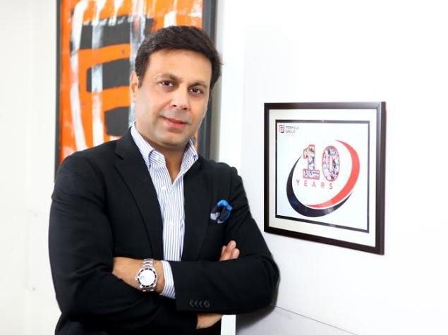 Personally Tech With Raman Narula, Managing Director, Formula Group