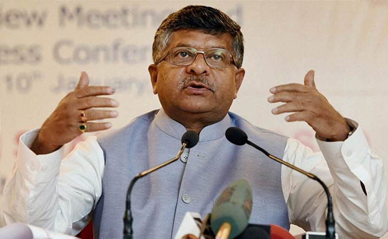 Currently No Proposal to Merge BSNL and MTNL: Prasad
