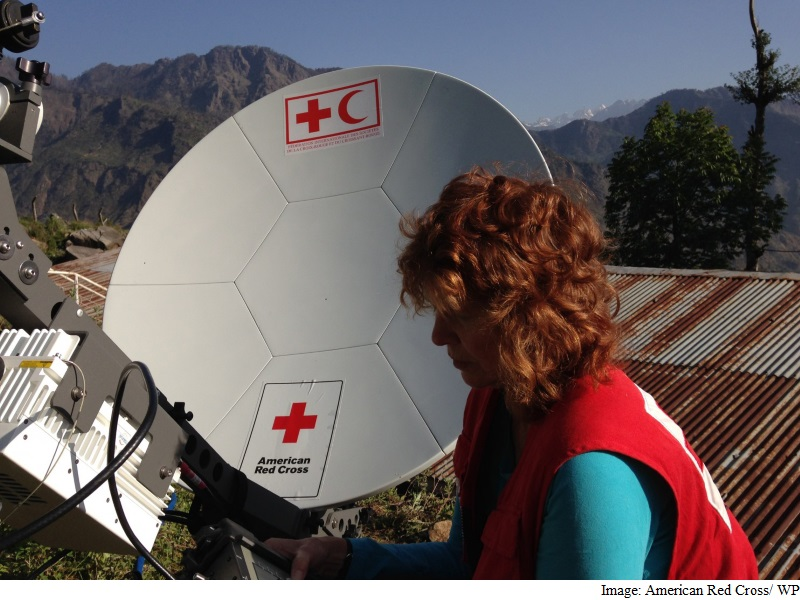 How a Bunch of Tech Geeks Helped Save Nepal's Earthquake Victims