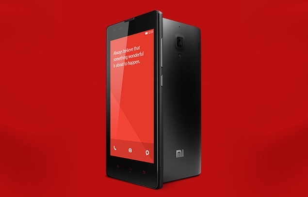 Xiaomi Redmi 1S to Go on Sale on December 23, Says Barra