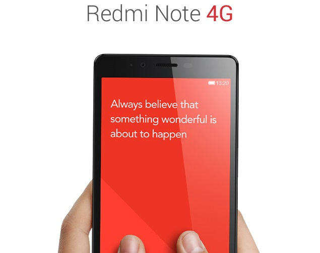 Xiaomi Redmi Note 4G to Go on Sale Again Tuesday; 60,000 Units Available