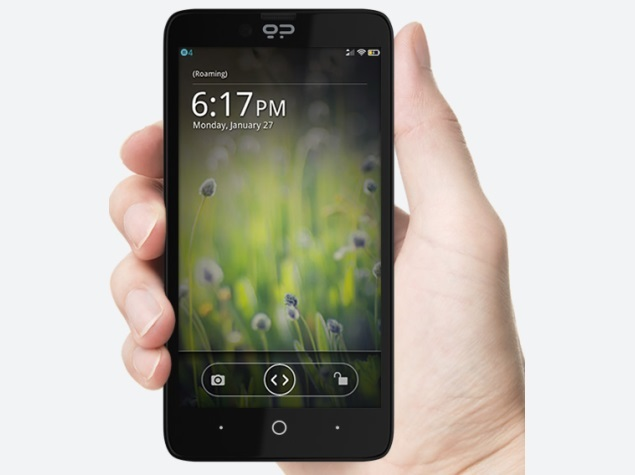 Geeksphone Revolution dual-boot Android and Firefox OS phone now available