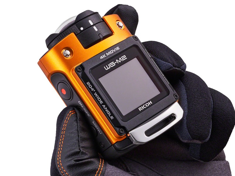 Ricoh WG-M2 Rugged Action Camera Launched With 4K Video Support
