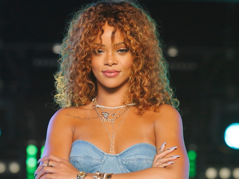 Rihanna Releases Long-Awaited Album as Tidal Streaming Exclusive