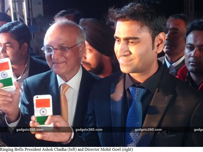 Freedom 251 Maker Ringing Bells MD Mohit Goel Granted Bail by Allahabad High Court