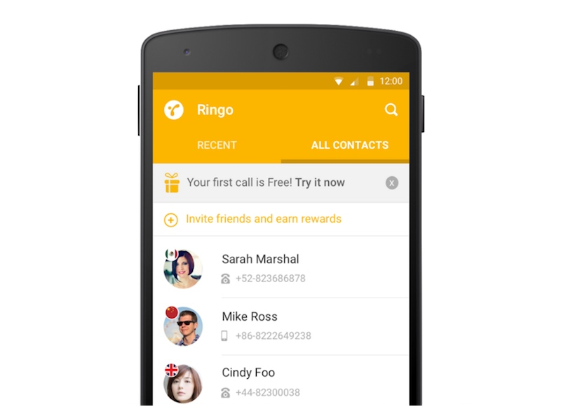 Ringo Halts Domestic Call Service in India After Telcos Allegedly Block It