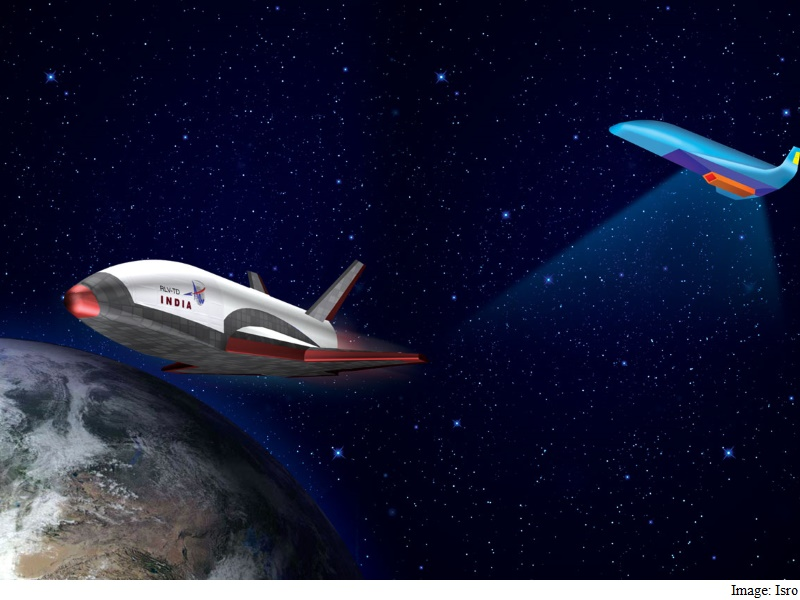 Isro Successfully Tests Homegrown RLV as Mini-Shuttle