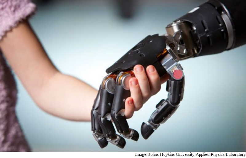 Prosthetics That Recreate Sense of Touch in the Offing: Study