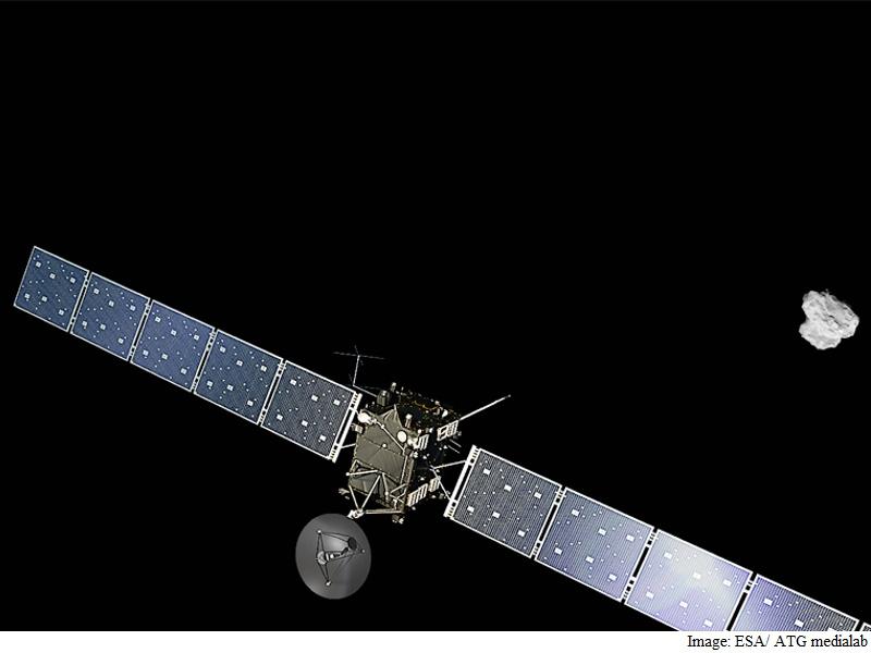 Rosetta, Philae to Reunite on Comet for September 30 Mission End