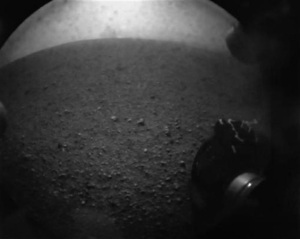 Mars rover Curiosity lands on surface of Red Planet