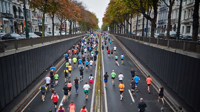 A Scientific Guide to Running Your First Half-Marathon