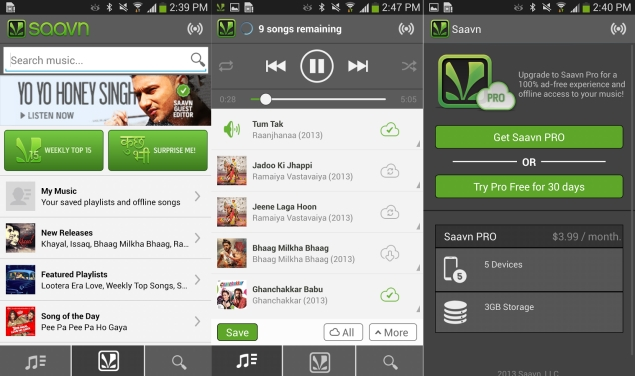 Saavn pro hacked full unlocked unlimited downloading(download the.
