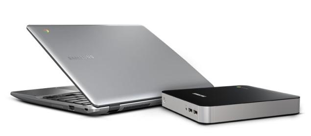 Samsung Chromebook and Chromebox review