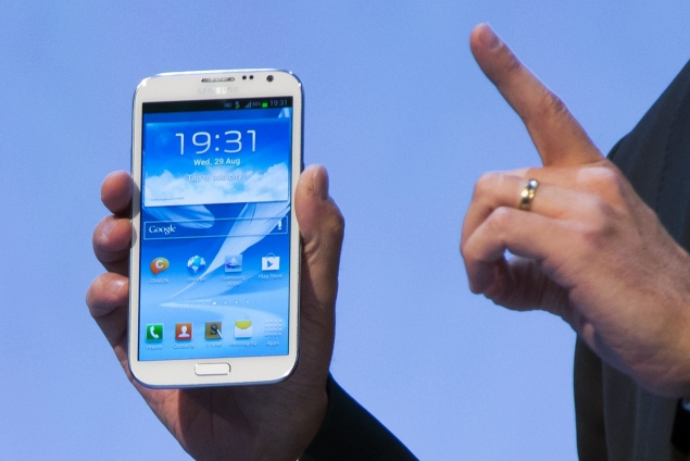 Samsung Galaxy Note reportedly explodes in Korea, owner injured