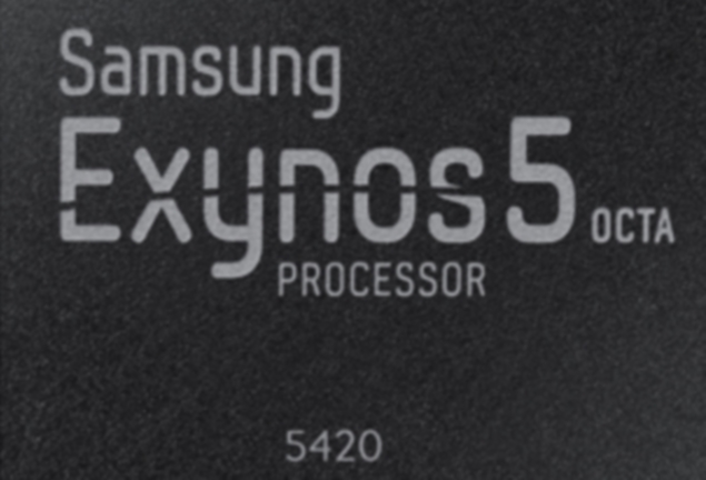 Samsung Exynos 5 Octa chips refreshed with HMP to use all 8-cores at once