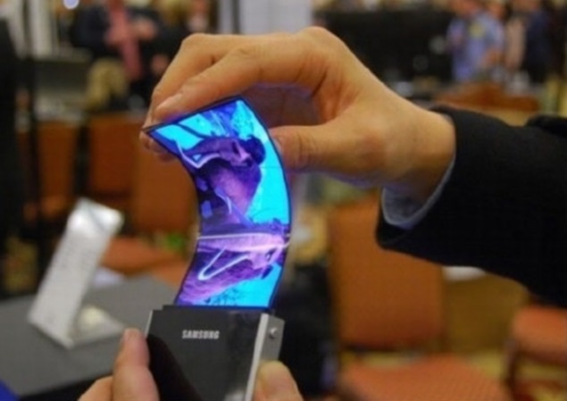 Samsung Galaxy Note 3 with flexible display reportedly in the works